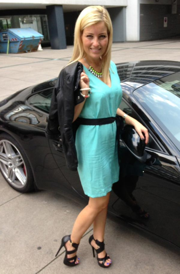 Style Of The Week Susanka S Schnelle Porsche Party