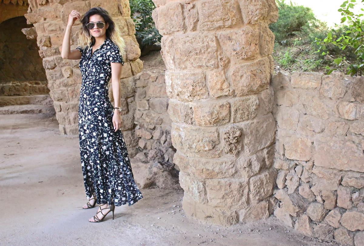 bershka-floral-dress-bershka-flower-dress-long-flower-dress-chola-dress-barcelona-outfit-vacation-outfit-olive-sandaletten-olive-green-stilettos-outfit