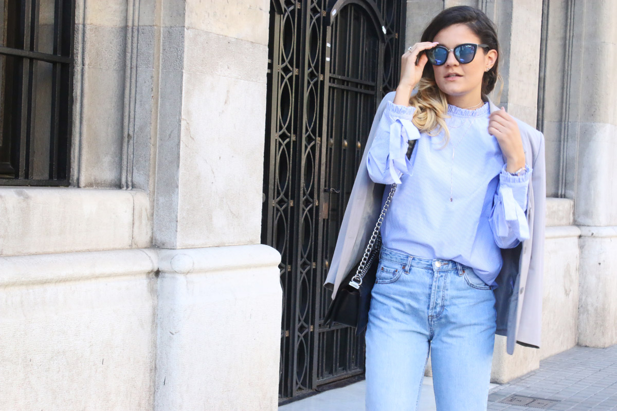 mom-jeans-outfit-barcelona-street-style-cat-eye-sunglasses-quay-australia-glasses-vintage-blazer-outfit-boyfriend-blazer-outfit-oversize-blazer-outfit